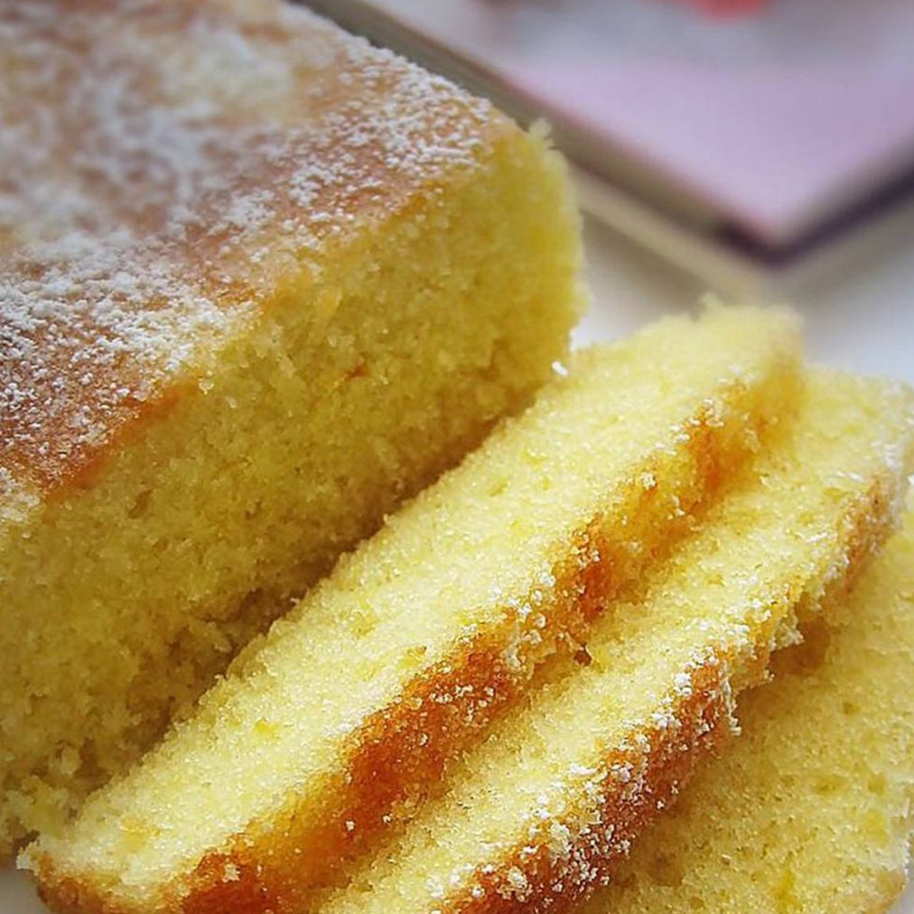 Image for Gluten Free Almond Cake with Lemon EVOO