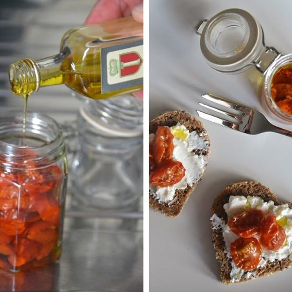 Image for DIY Sun-dried Tomatoes with Basil