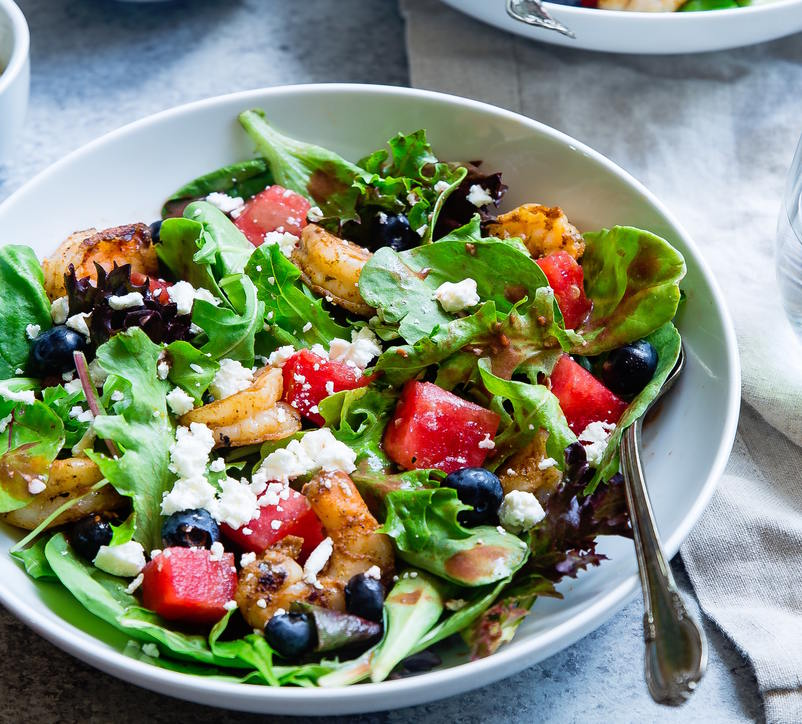 Image for Easy Red White and Blue Summer Salad