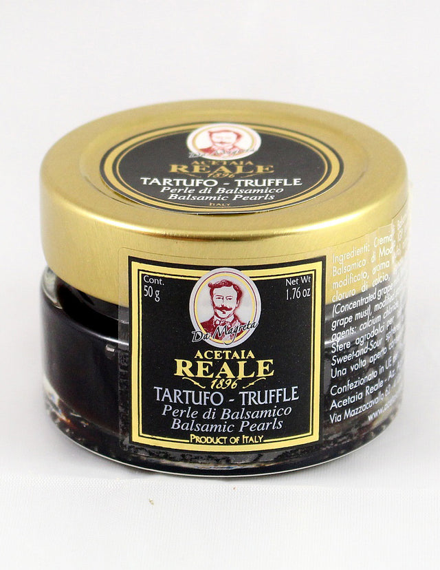 REALE Balsamic Pearls – Lemon