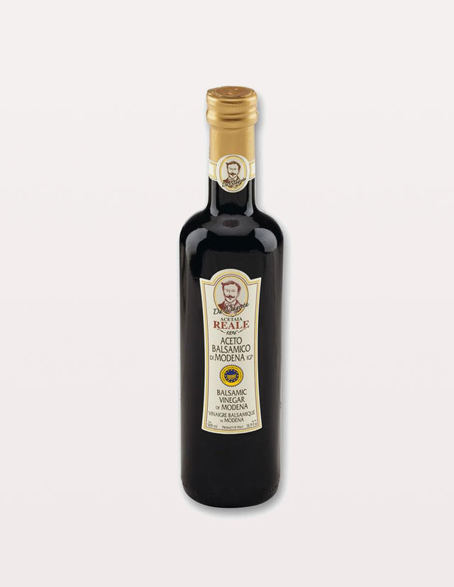 REALE Heart-Shaped Travel 4 year Balsamic Vinegar (50ml)