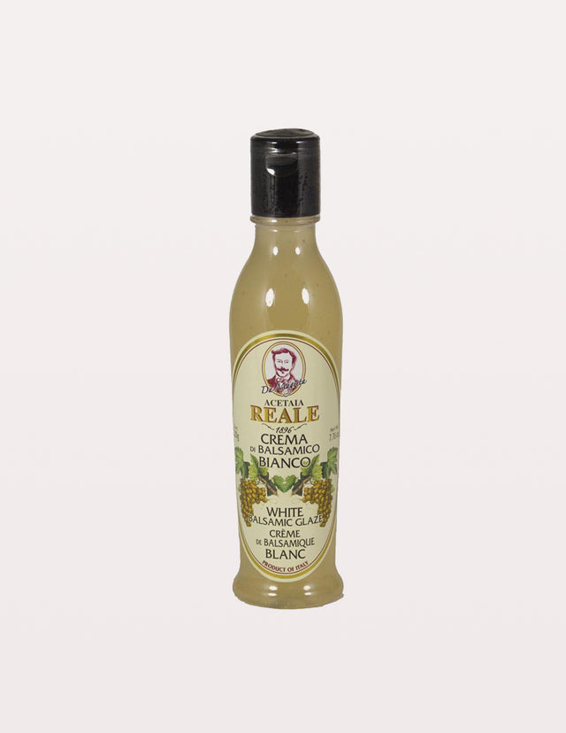 REALE Garlic Balsamic Glaze: SALE (Save 25%; best-by Q1)