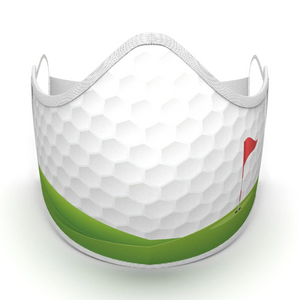 Face Mask - Golf
