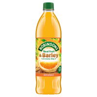 Real Fruit & Barley Orange 1 Litre