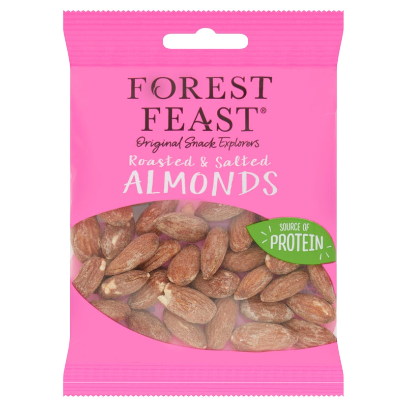 Forest Feast Roast/Salt Almonds 40g