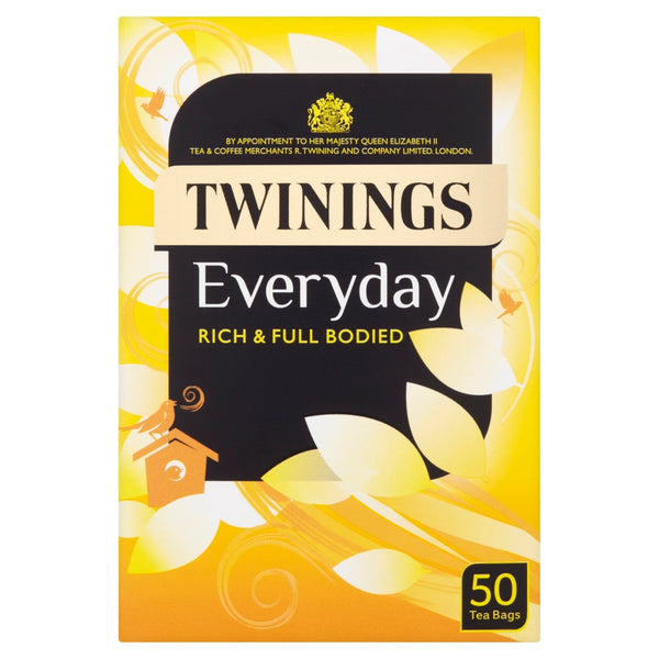 Everyday 50 Tea Bags 145g