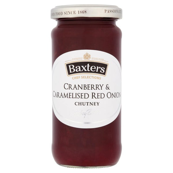 Baxters Cranberry Caramelised Red Onion