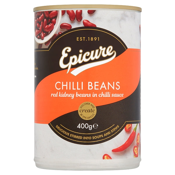 Chilli Beans In Chilli Sauce - 400g
