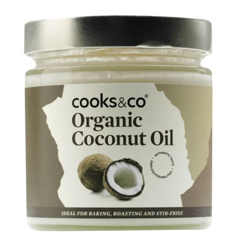 Organic Coconut Oil - 300ml