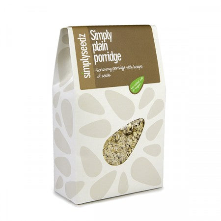 Simply Plain Porridge Carton 500g