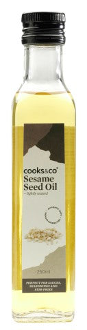 Virgin Sesame Oil - 250ml
