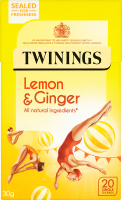Lemon & Ginger Infusion