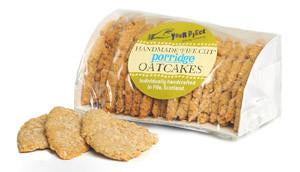 Porridge Oatcakes Canapes