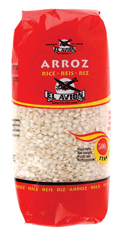 El Avion - Paella Rice - 500g