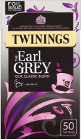 The Earl Grey 50 Tea Bags 125g