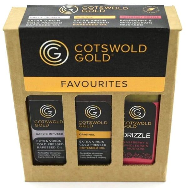 Cotswold Gold 3 GIFT PACK Favourites