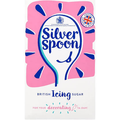 Icing Sugar Silver Spoon 500g
