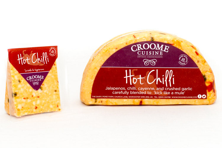 Hot Chilli Croome Cuisine 150g