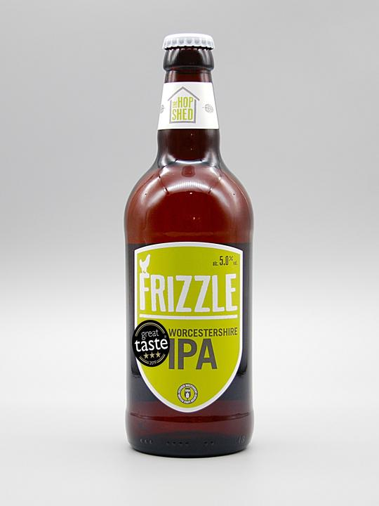 Frizzle IPA The Hop Shed