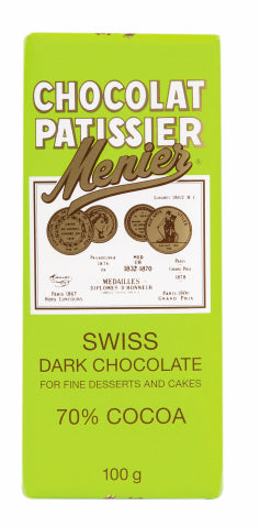 Dark Cooking Choc - 100g