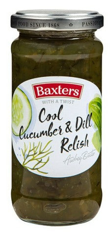 Cool Cucmber & Dill Relish - 220g