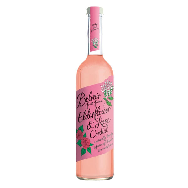 Belvoir Elderflower Rose Cordial