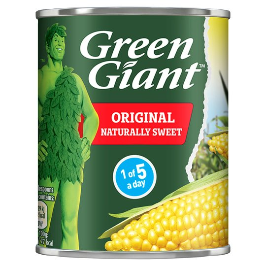 Green Giant Original Sweet Corn 165g