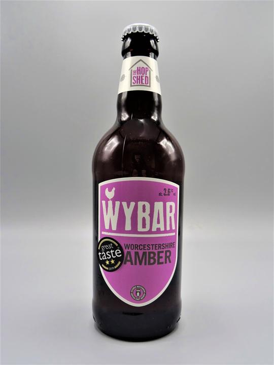 Wybar Amber The Hop Shed
