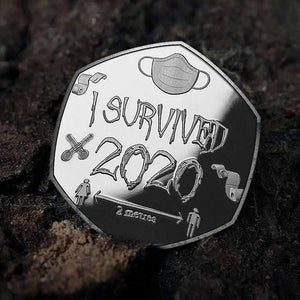 2020 Lucky Coin——Survivor Commemorative Coins