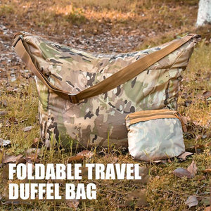 [50% OFF]Foldable Duffle Bag