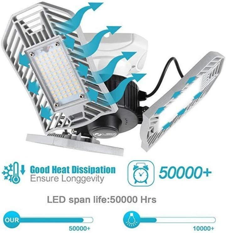 (2020 Upgraded) Super bright LED