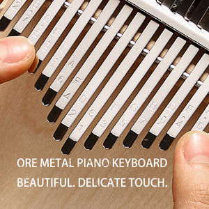 [Buy 2 to get 10% off]17 Keys Kalimba Thumb Piano