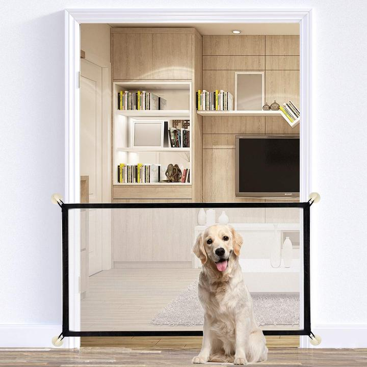 Buddys Safety Guard- Safety Gate For Kids & Pets