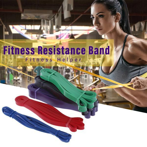[Last 5000 Units 50% OFF!!] Power Resistance Bands & Ropes