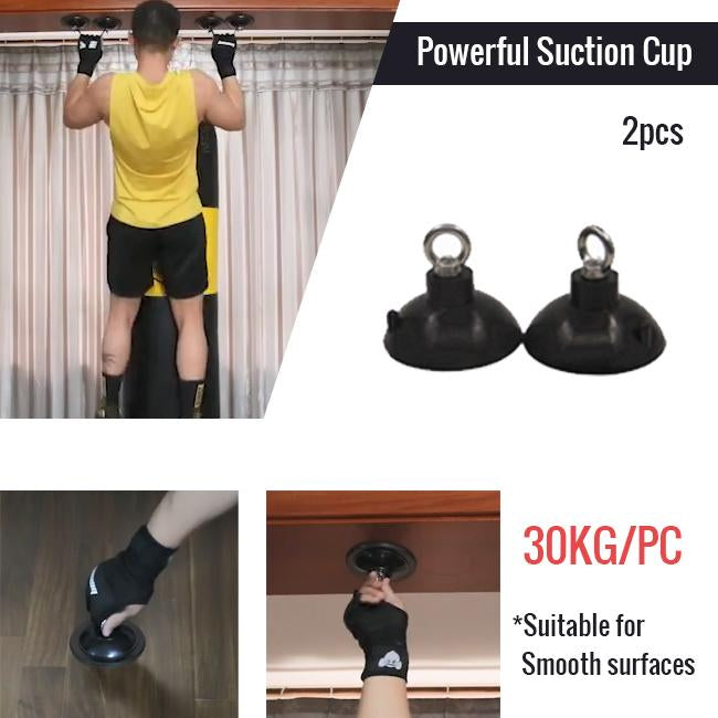 [Hot Sale] Double End Bag with Powerful Suction Cups