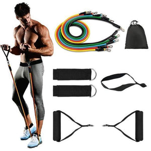 [Last 5000 Units 50% OFF] Fitness Resistance Bands Set
