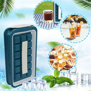 BUY 2 Get Extra 10% OFF |Foldable Silicone Ice Cube Tray