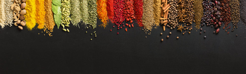 Various dry Spices