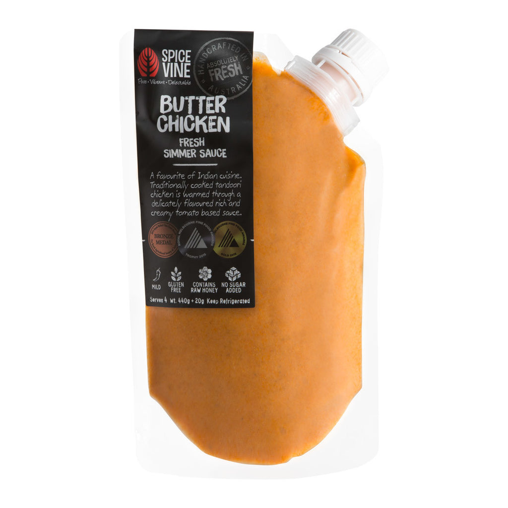 Butter Chicken Sauce Kit
