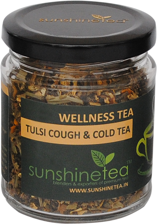 TULSI COUGH & COLD TEA