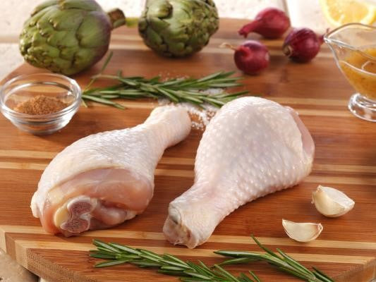 40 lb Fresh Drumsticks ( New Bern 9am-1230pm )