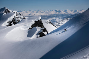 Ski touring Norway