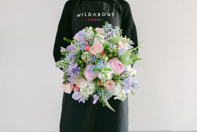hand-tied luxury bouquet