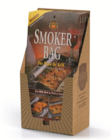 Savu Smoker Bag Hickory - 12 Pack