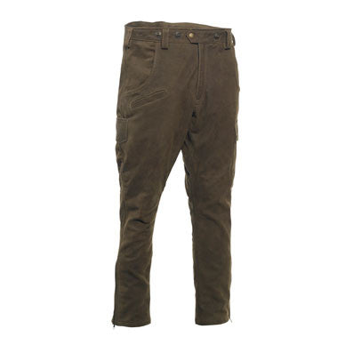 Strasbourg Leather Hunting Trousers