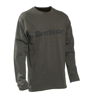 Logo T Shirt Long Sleeve 8939 378