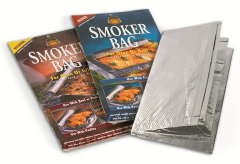 Savu Smoker Bags Hickory and Alder - 12 Pack