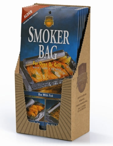 Savu Smoker Bag Alder - 12 Pack