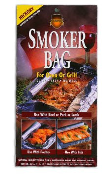 Savu Smoker Bag Hickory