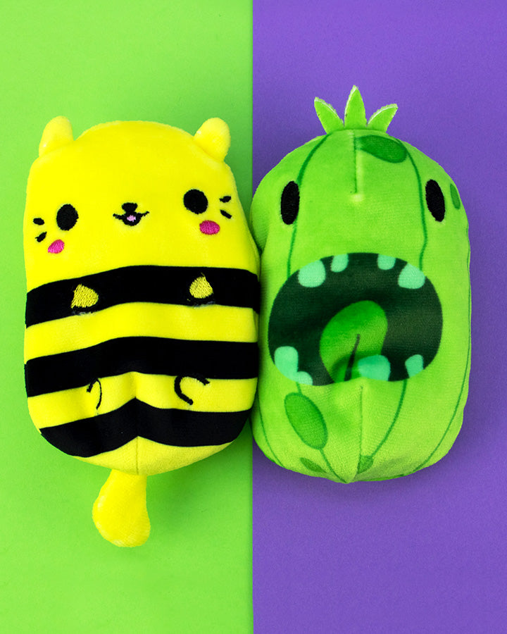 Cats Vs Pickles: Miss Bumblekitty & Frances Pickle Pack